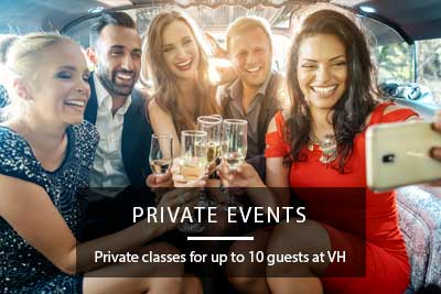 vitis house private events