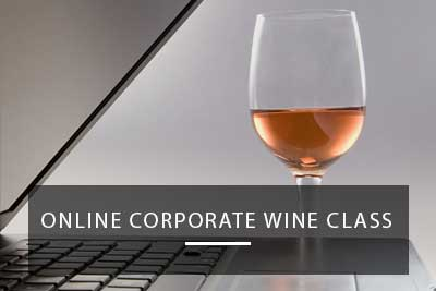 Online Corporate Wine Class